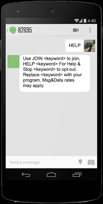 Keyword Based Marketing (ShortCode)